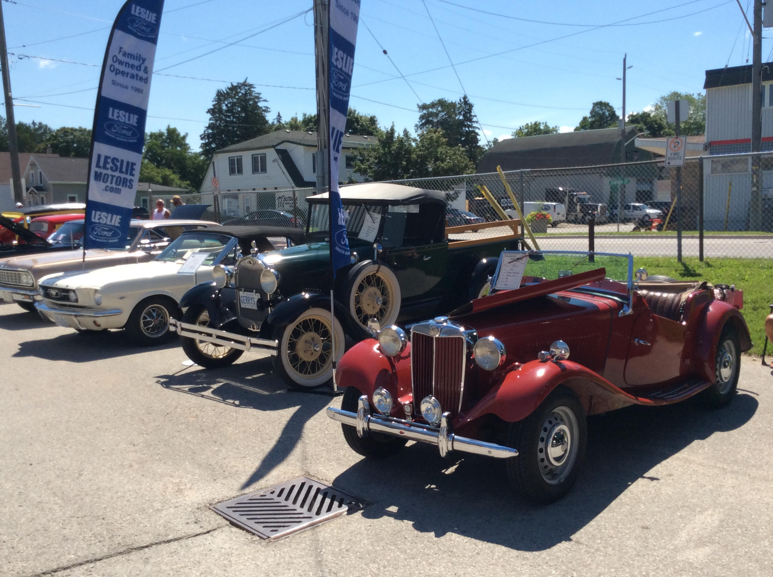Antique Car Show Walkerton Agricultural Society - Antique car show